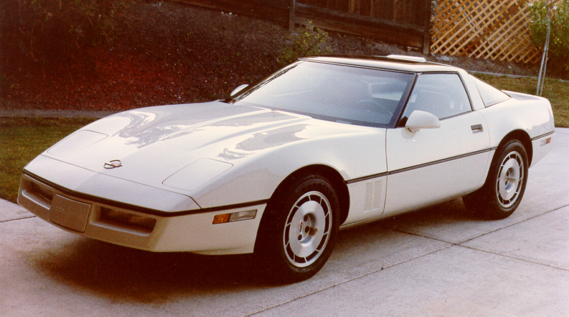 Pete S Former 1986 Corvette A Very Nice Ride Indeed