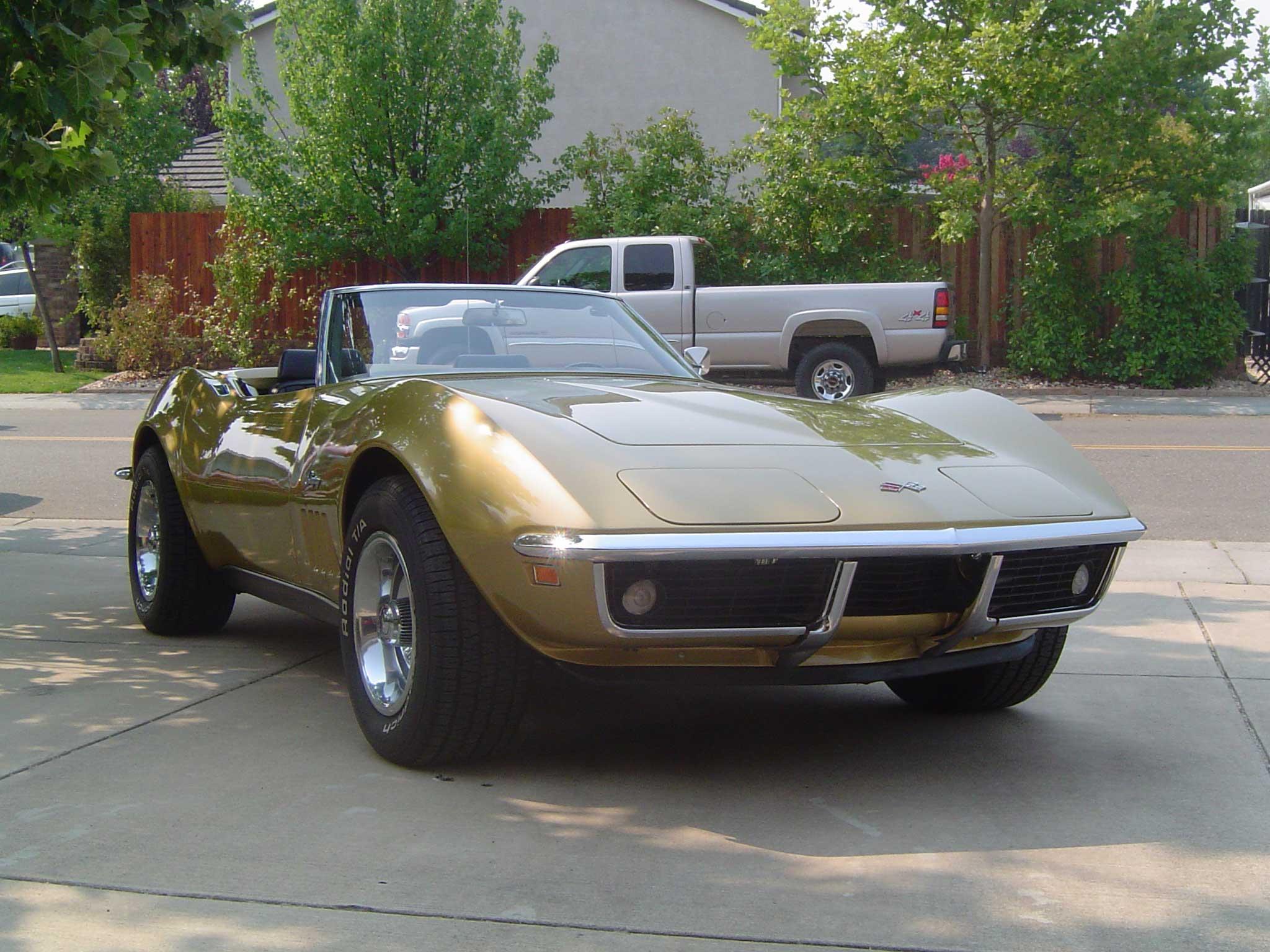 Pete Ruff's Classic 1969 Corvette
